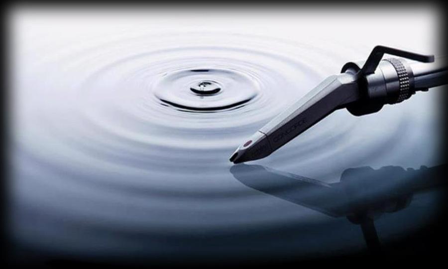 record-needle-water