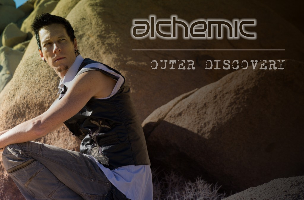 ALCHEMIC TECH HOUSE ALBUM outer discovery final